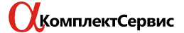 Логотип АльфаКомплектСервис